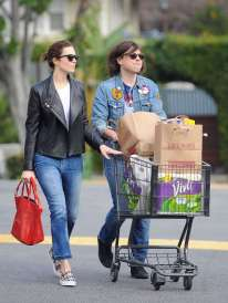 "14/37 SLIDES | Mandy Moore and Ryan Adams are no longer making magical music together. After six years of marriage, the singers -- who seemed very much in love -- filed for divorce in early 2015. ""It is a respectful, amicable parting of ways,"" the former couple's rep said. Guess we really don't know what goes on behind closed doors."