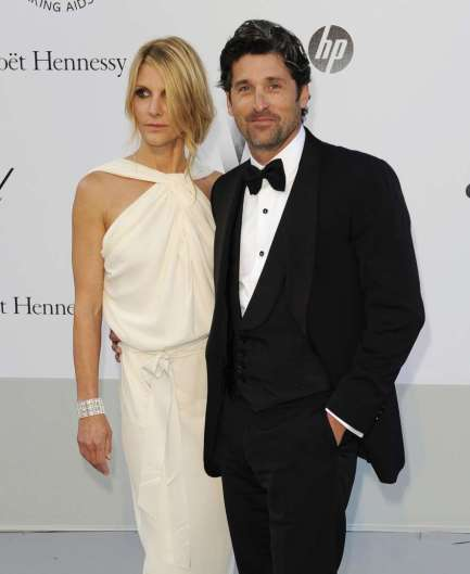 "13/37 SLIDES | In January 2015, Jillian Fink filed for divorce from her husband, Patrick Dempsey, after 15 years of marriage. According to In Touch, the ""Grey's Anatomy"" star had an ""inappropriate relationship"" with a younger crew member on the show. Whatever went down between McDreamy and Jillian, however, was apparently resolved. Patrick announced he and his wife had reconciled in the spring of 2016."
