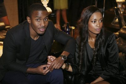 "10/10 SLIDES | The couple called it quits after Lunga cheated on KNaomi with actress Omuhle Gela, let's just say twitter was never ready for what happened next.""Omuhle and I don't get along, Lunga and I still speak. Guys, I dated Lunga for a long time so I can't really cut him out of my life because of one person. But that doesn't mean that I must stay with him because I've been with him for a long time. So I still speak to Lunga now and then, we're cool, not as cool as we were before, but we're cool."" K Naomi told the gossip site."
