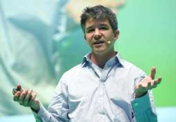 Travis Kalanick • Net Worth: $6.3 billion • Age: 39 • Forbes 400 2016 Rank: No. 78 • Source of Wealth: Uber Technologies • Kalanick, the cofounder and CEO of Uber, reportedly broke up with his longtime girlfriend, violinist Gabi Holzwarth, in August 2016.