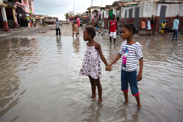 aptopix-haiti-hurricane-matthew