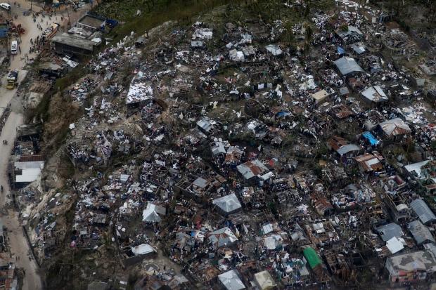 hurricane-matthew-haiti-aerial